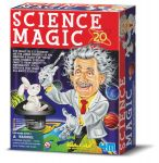 Magia scientifica. Giochi e giocattoli scientifici 4M